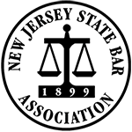 NJSBA Certificate for New Jersey Bar Association